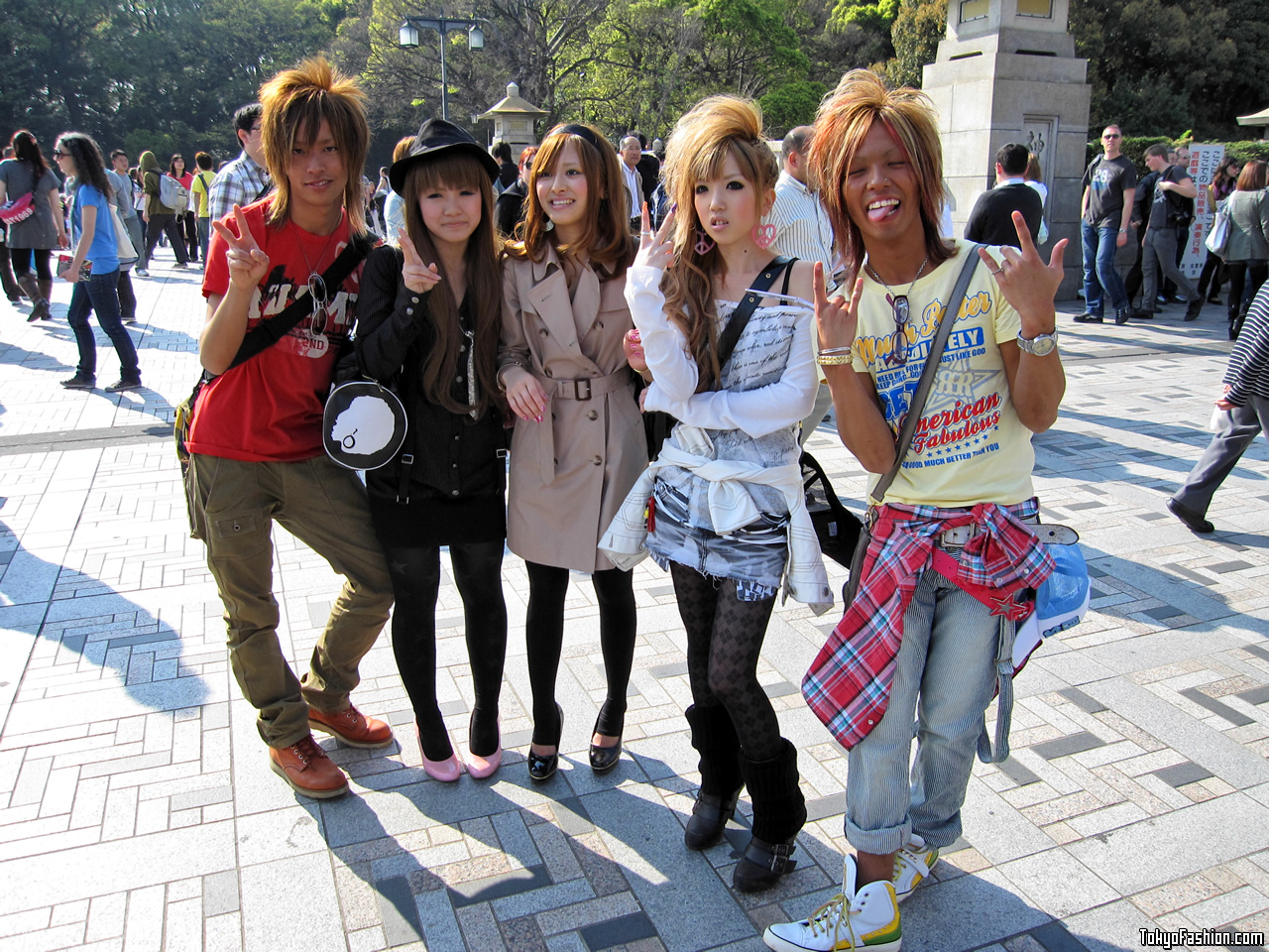 Japanese Culture Japanese Fashion And The Individual Selfishness Japanese Pop Culture